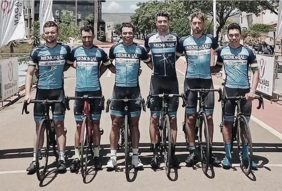 Atletas da Memorial Santos FUPES estão confirmados na 18ª Volta Ciclística de Goiás