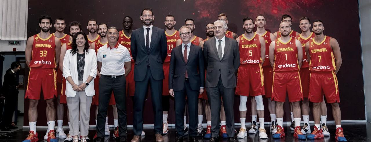 España presenta a los 16 elegidos para la gira previa al Mundial de China
