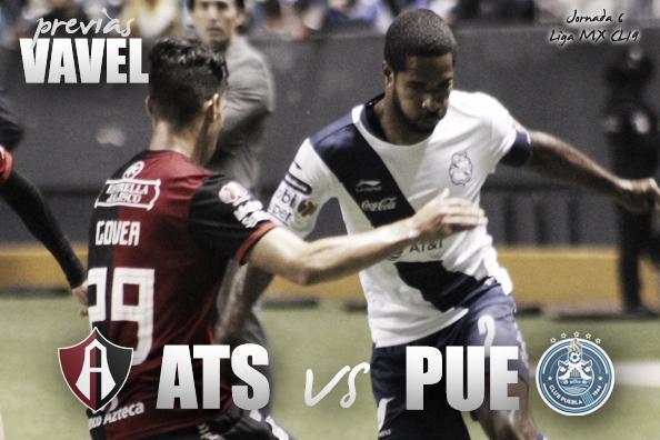 Previa Atlas - Puebla: pelear por los primeros lugares