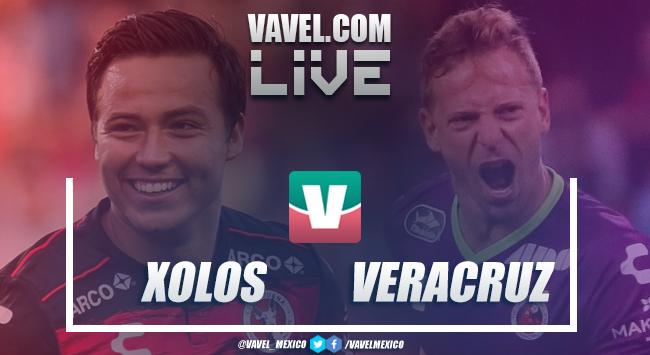 Resumen y goles Tijuana 3-0 Veracruz en Liga MX 2019