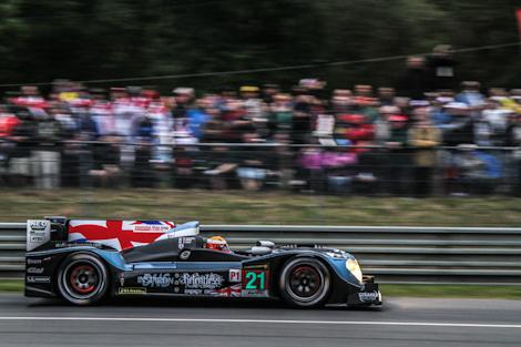 WEC : le Strakka Racing se retire