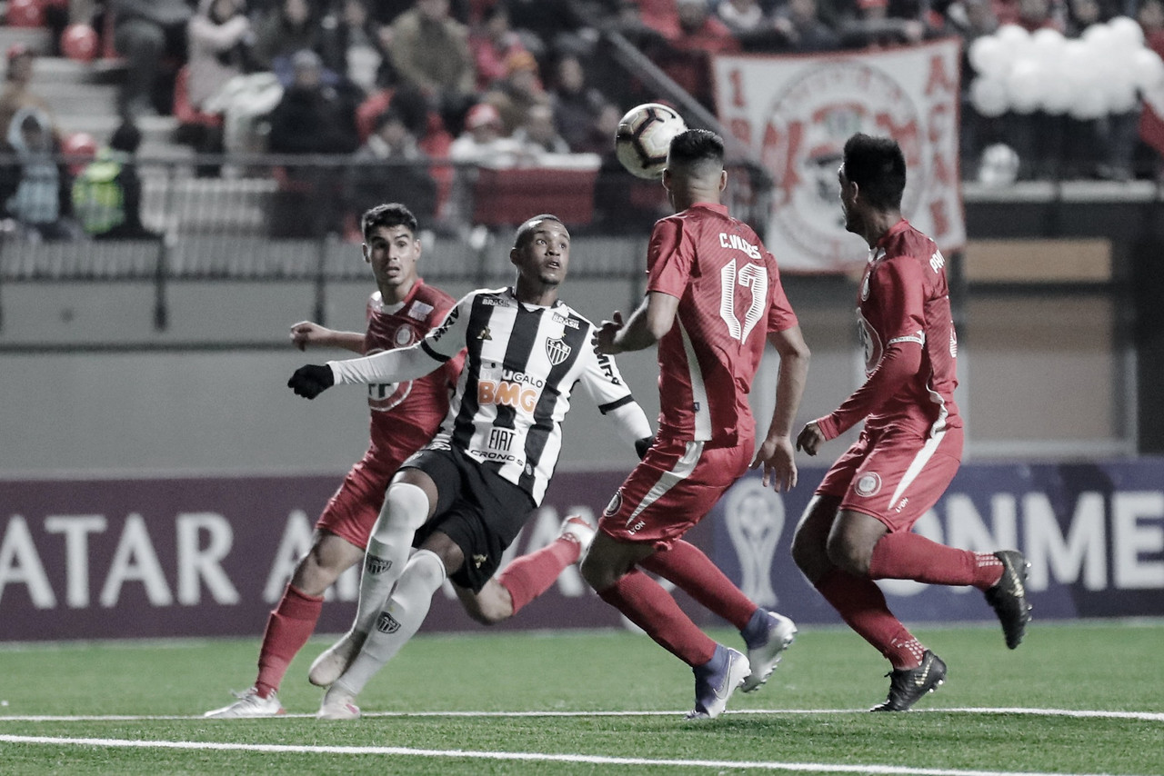 Atlético-MG joga mal no Chile e perde para Unión La Calera na estreia da Copa Sul-Americana