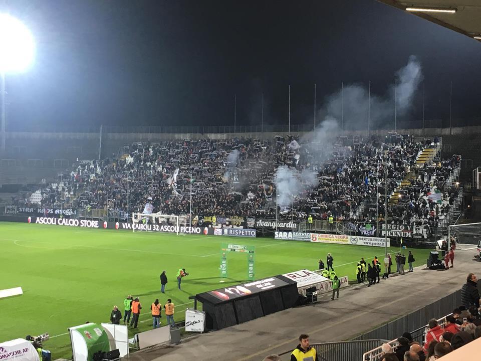 Serie B - L'Ascoli regola lo Spezia (3-1