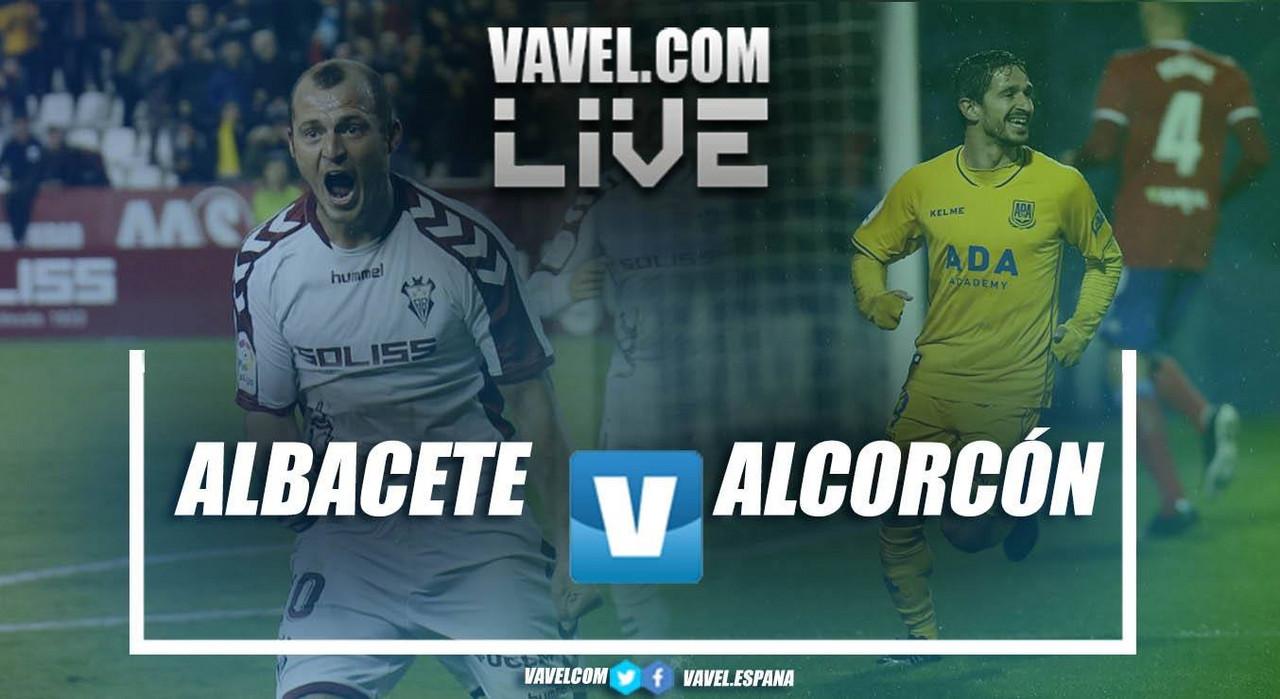 Resumen Albacete vs AD Alcorcón en LaLiga1|2|3 (2-1)
