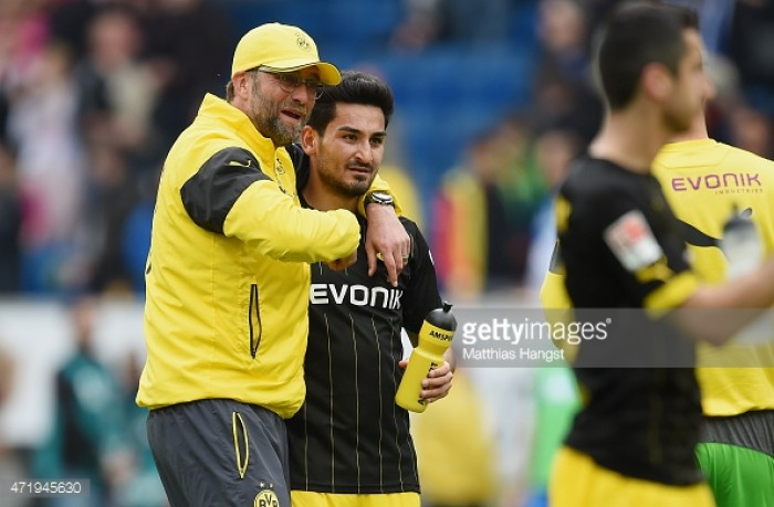 Gündogan wary of Klopp's Liverpool
