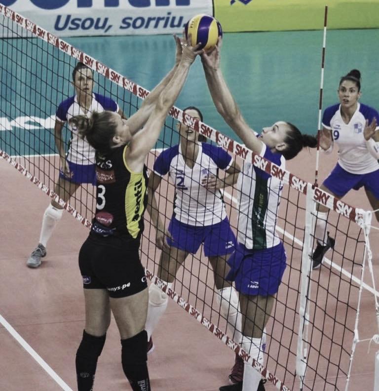 Itambé/Minas e Dentil/Praia Clube iniciam decisão inédita da Superliga