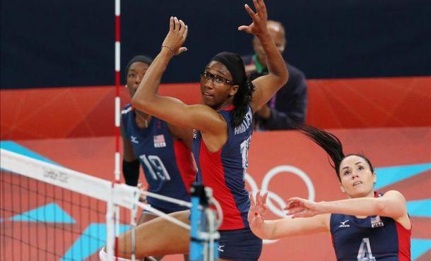 Así ha sido la segunda jornada en el volley femenino