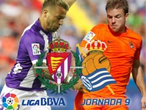 Real Valladolid - Real Sociedad: dos equipos que lucharán por la victoria para no mirar hacia abajo