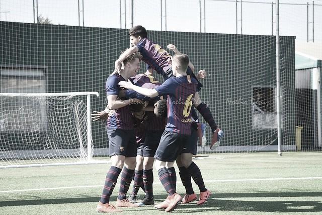 El FCB Cadete A, la supremacía del rey