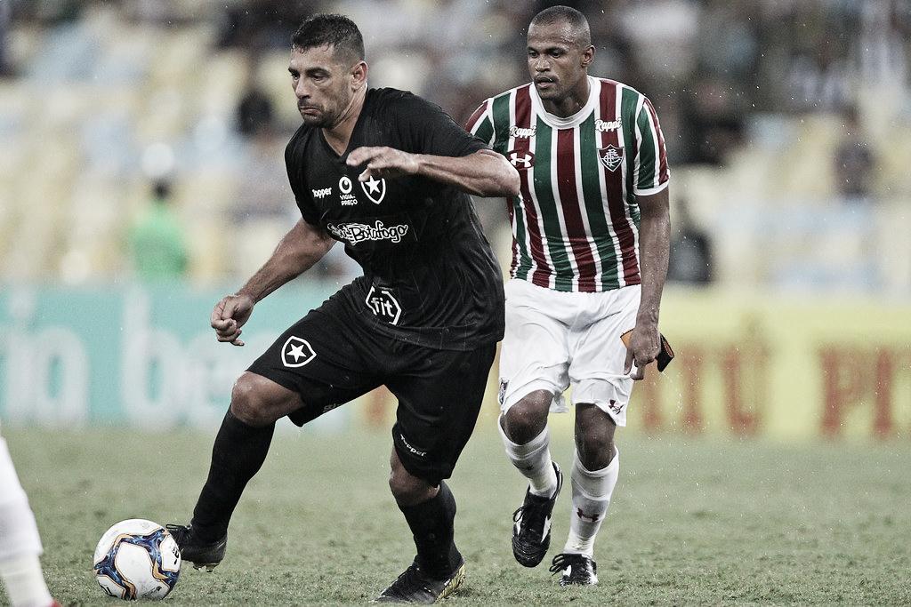 Contra o Fluminense, Botafogo busca encerrar tabu negativo em clássicos nesta temporada