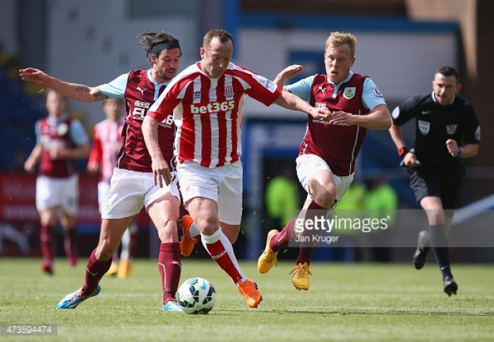 Stoke City vs Burnley Preview: Stoke look to exploit The Clarets'poor away form
