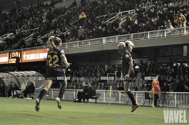 Resumen LSK Kvinner 0-1 FC Barcelona en UEFA Women's Champions League 18/19