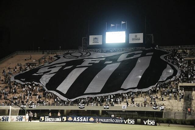Após eliminção no Paulista, Santos volta a ser mandante no Pacaembu