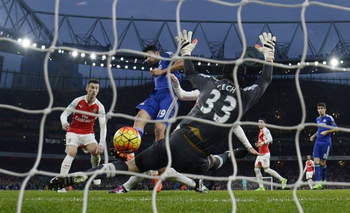Diego Costa et Chelsea font craquer Arsenal