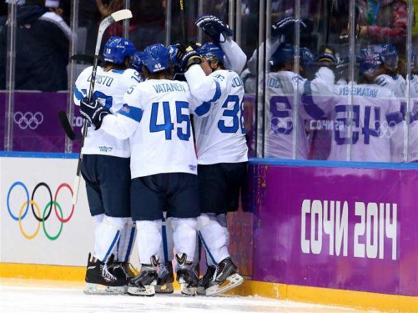 Sochi, hockey: il bronzo alla Finlandia