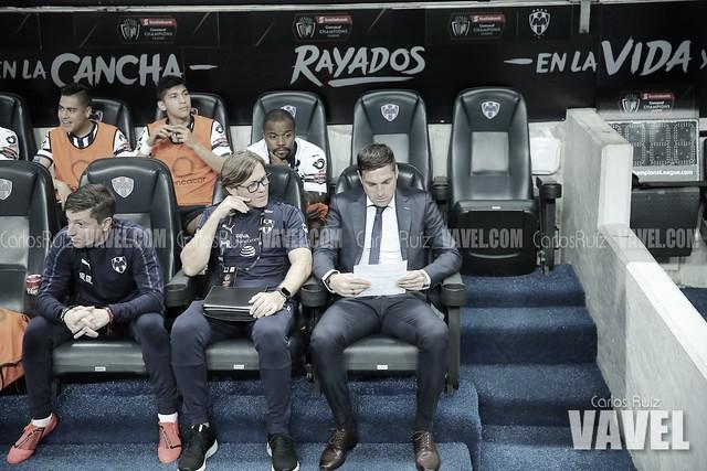 Diego Alonso aceptó que Rayados es un candidato al título