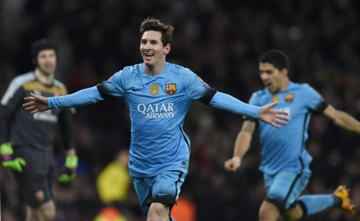Ligue des Champions : Impitoyable Barça !