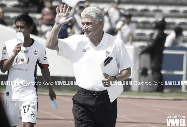 Ricardo Ferretti quiere a Tigres sin relajaciones