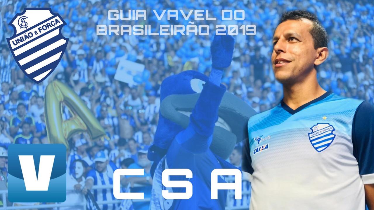 Guia VAVEL do Brasileirão 2019: CSA