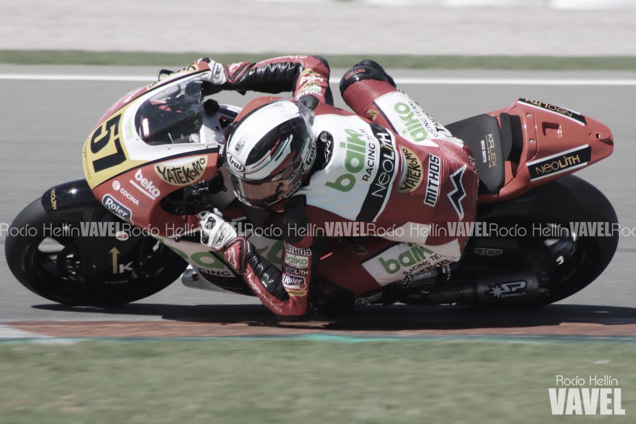 Moto2: dos salidas en una misma carrera