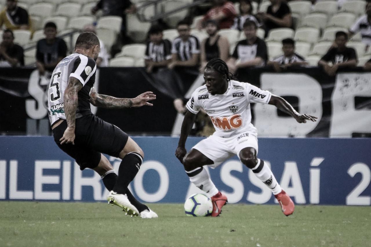 Buscando reação no Brasileiro, Atlético-MG encara Ceará no Independência