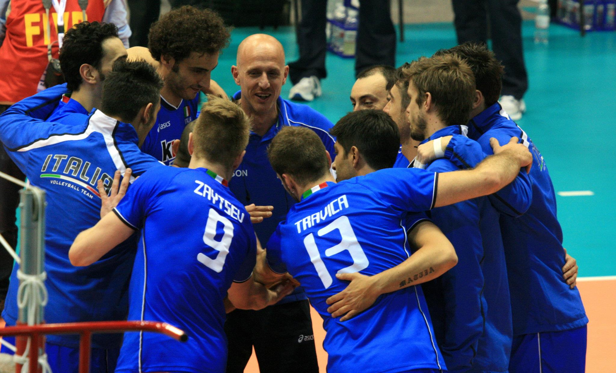 World League 2012, Italia a riposo: scende in campo la Pool D