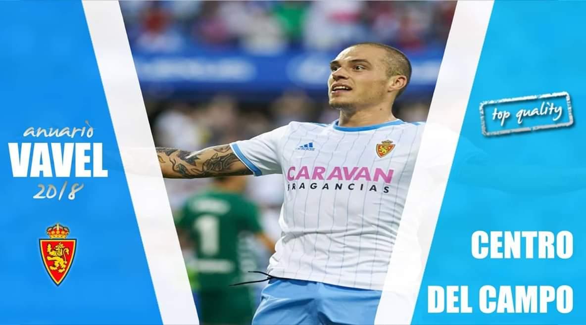 Anuario VAVEL Real Zaragoza 2018: el centro del campo, un diamante en bruto