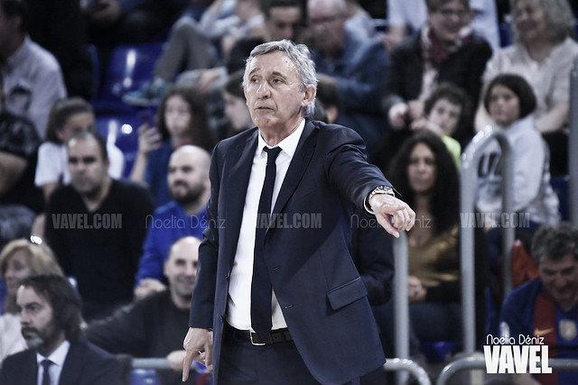 """Svetislav Pesic""""Creo que estamos a un buen nivel para encarar el play-off"""""""