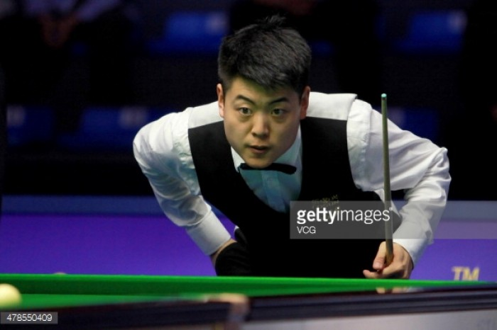 English Open final: Liang Wenbo wins his first major tournament