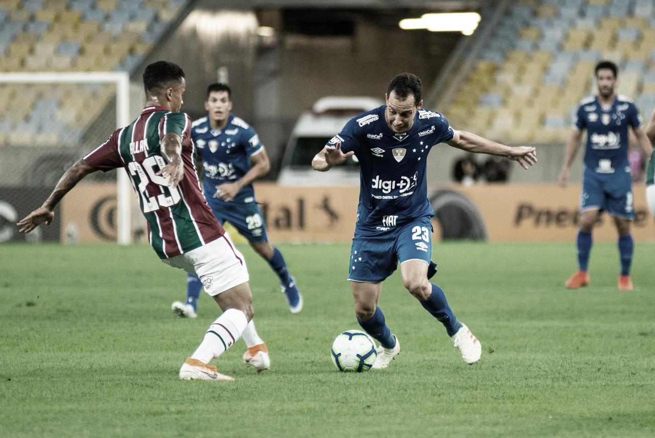 Visando sair da crise, Cruzeiro encara Fluminense pela Copa do Brasil