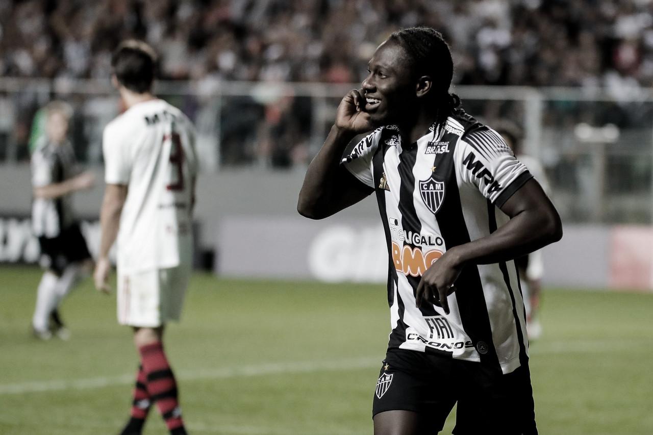 Atlético-MG aproveita erros da zaga carioca e vence Flamengo no Horto