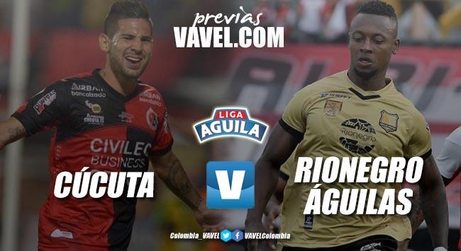Previa Cúcuta vs Águilas: ambos equipos buscan empezar con pie derecho