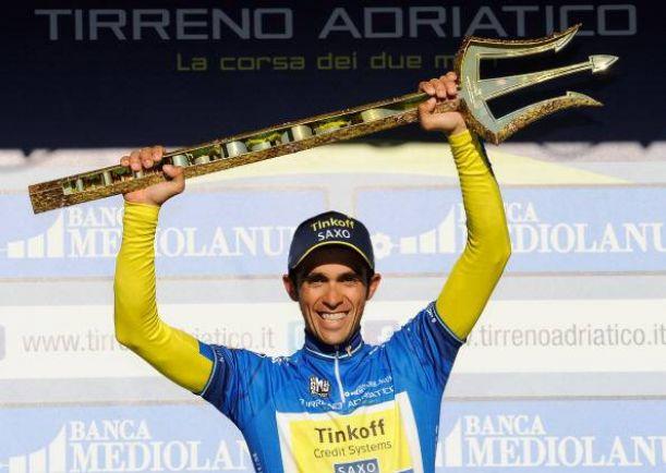 Tirreno - Adriatico: percorso e favoriti dell'edizione numero 50