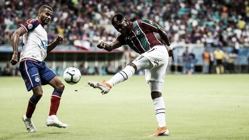 Gols e melhores momentos de Fluminense 2 x 0 Bahia pelo Campeonato Brasileiro 2019