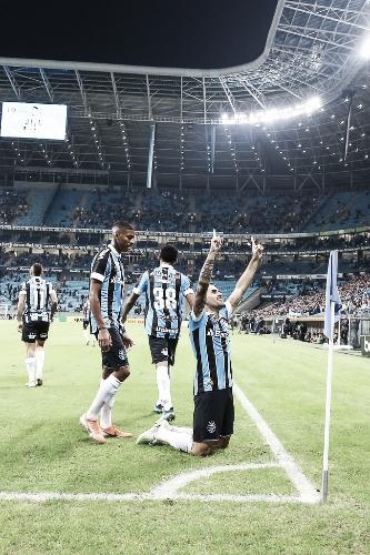 Grêmio vence Juventude e garante vaga nas quartas de final da Copa do Brasil