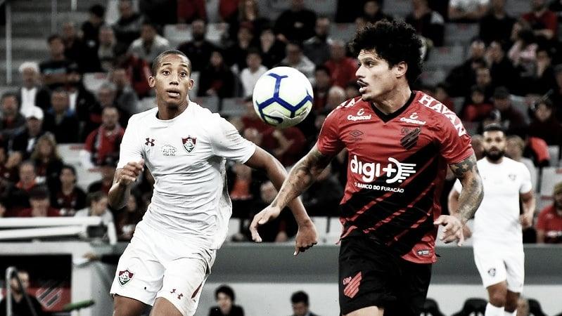 Assistir jogo Fluminense x Athletico-PR AO VIVO online pelo Campeonato Brasileiro 2019