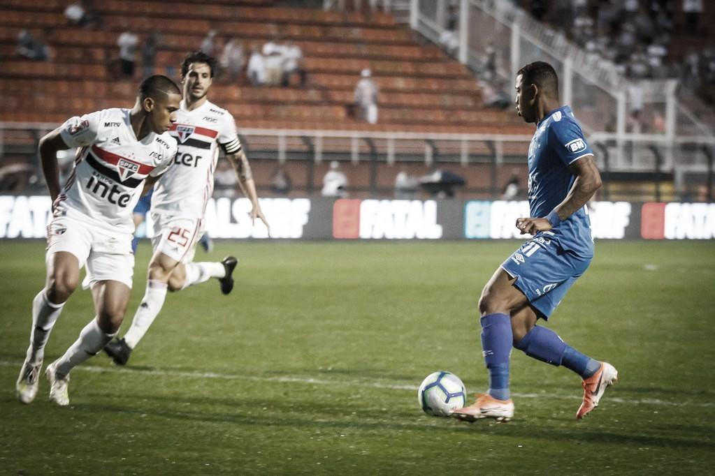 Em momentos distintos no Brasileirão, Cruzeiro recebe São Paulo no Mineirão