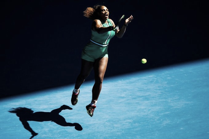 Serena Williams atropela Yastremska e chega às oitavas do Australian Open