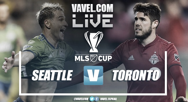 Seattle domina la MLS Cup sobre Toronto FC