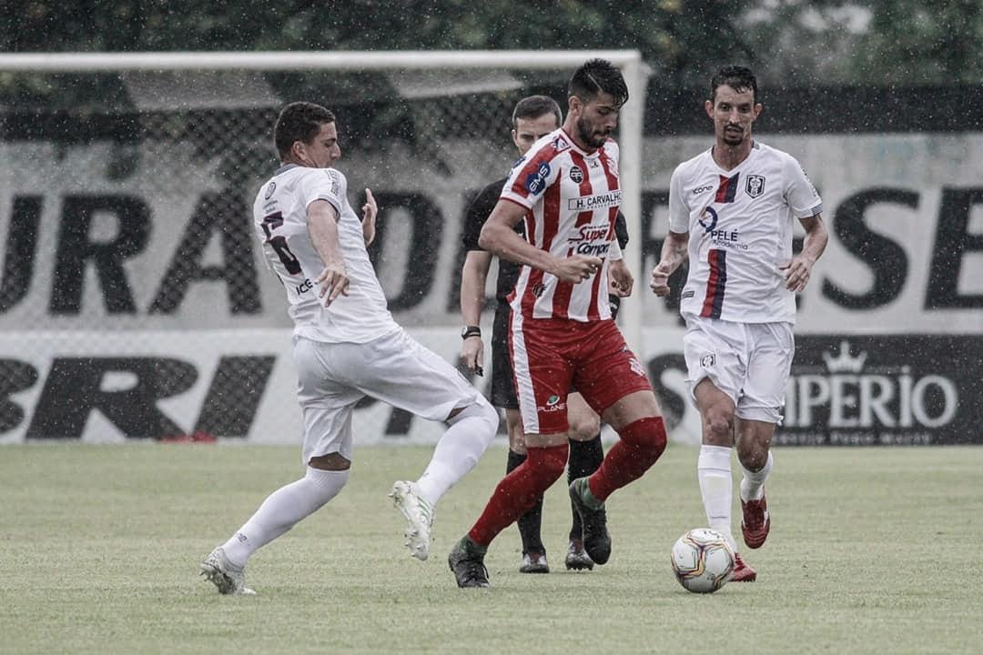 Polêmica no fim marca empate entre Resende e Bangu na segunda rodada carioca