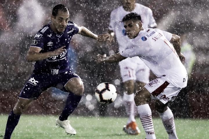 Huracán cayó ante Cruzeiro por la Copa Libertadores
