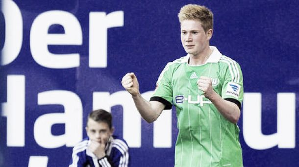 Analysing Kevin De Bruyne