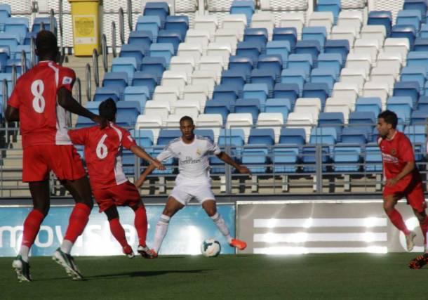 Resultado Real Madrid Castilla - Fuenlabrada, amistoso (2-0)