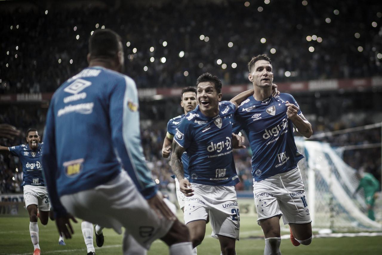 Cruzeiro vence Fluminense nos pênaltis e avança às quartas de final da Copa do Brasil