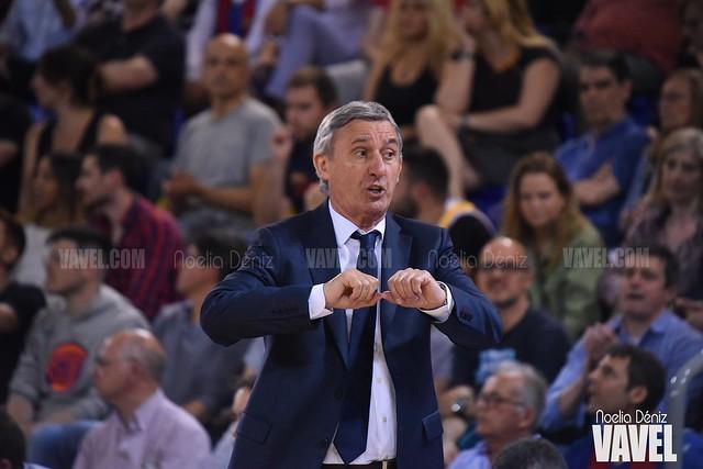 """Svetislav Pesic: """"Este no es el último partido de la serie, tenemos que seguir trabajando igual que hoy"""""""
