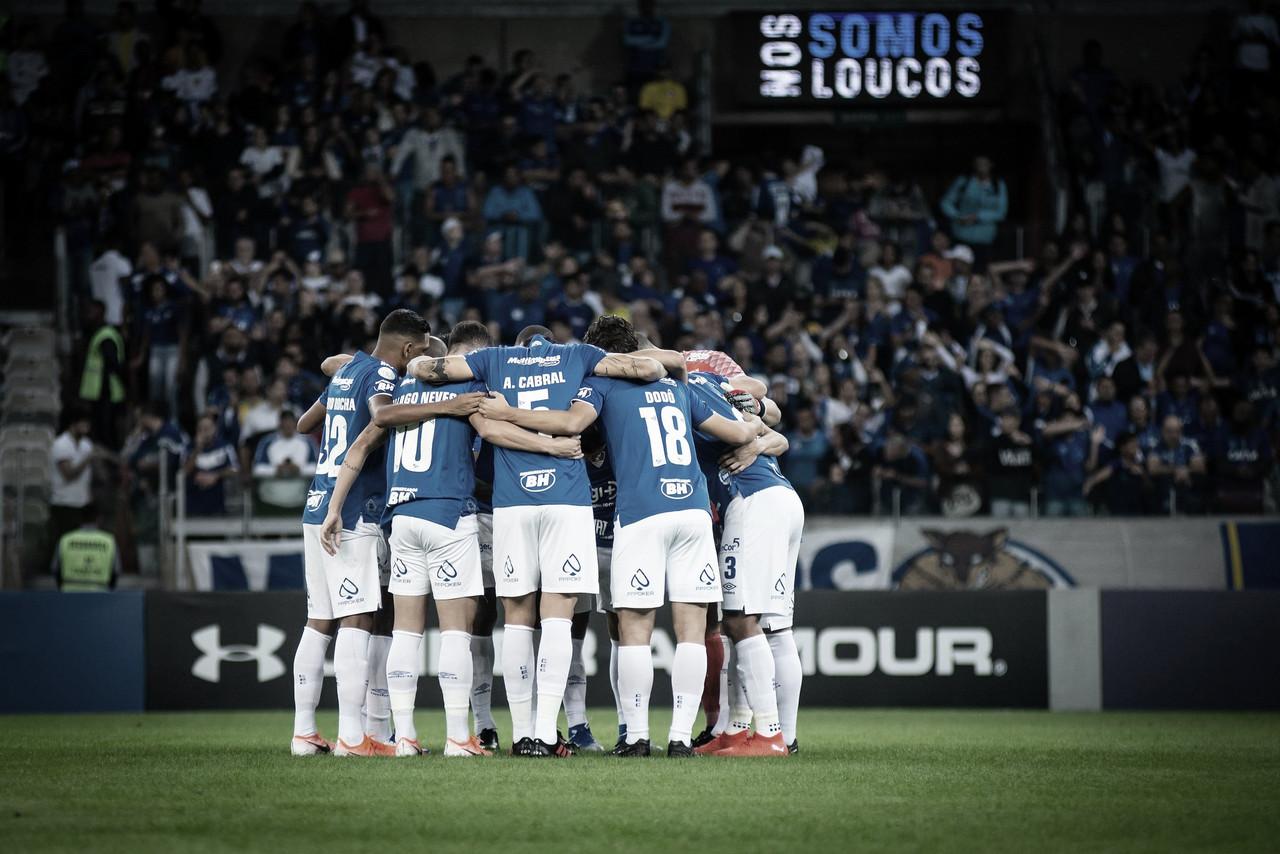 Cruzeiro precisa aproveitar intertemporada para melhorar performance