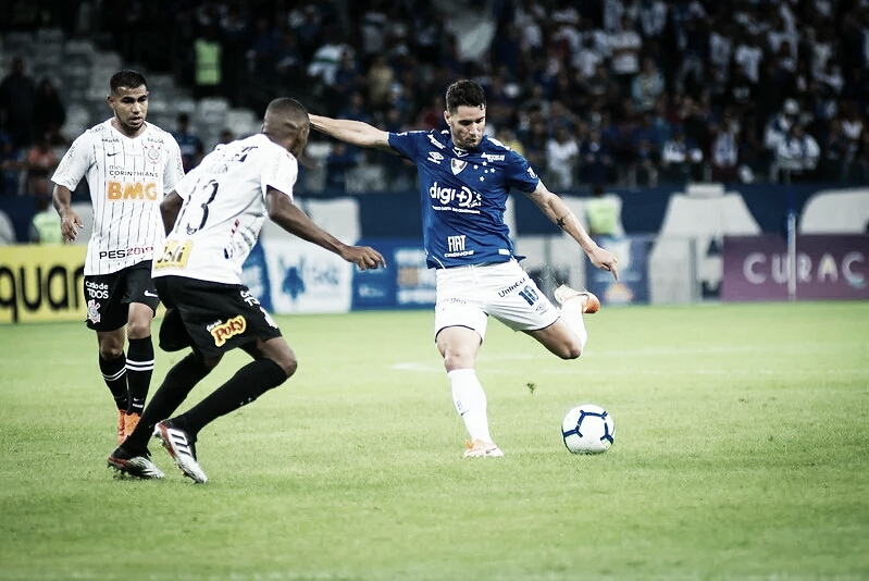 Gols e melhores momentos para Corinthians 1x2 Cruzeiro pelo Campeonato Brasileiro 2019