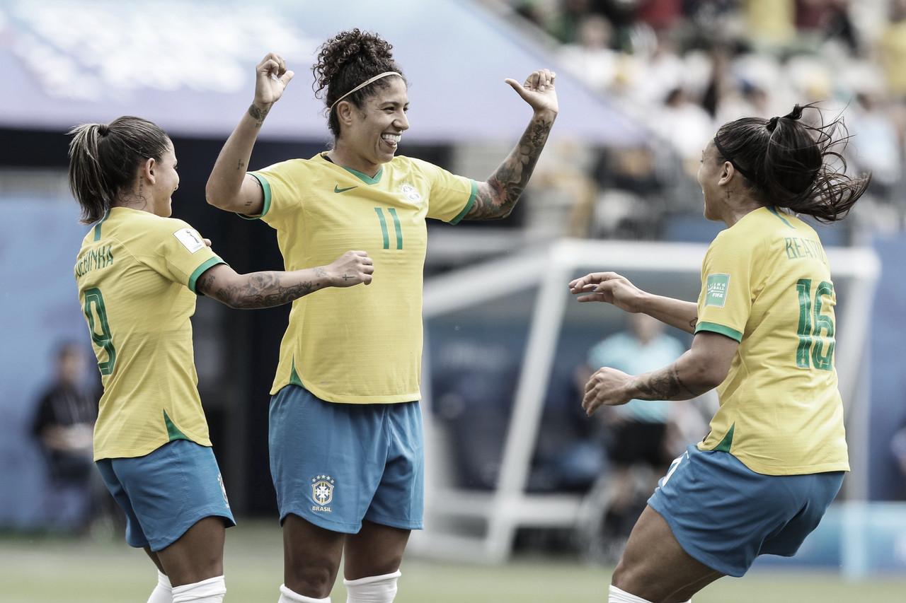 Gols e melhores momentos Austrália 3x2 Brasil pela Copa do Mundo de Futebol Feminino