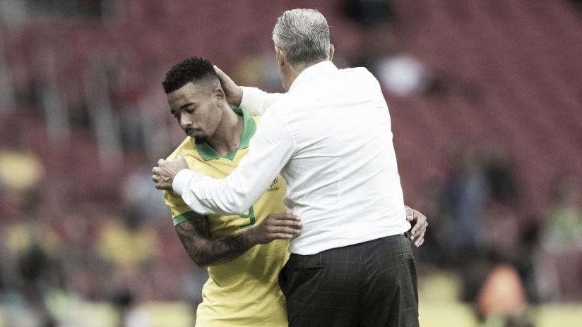 Brasil ainda é o principal favorito ao título mesmo tendo muitos jogadores em má fase?
