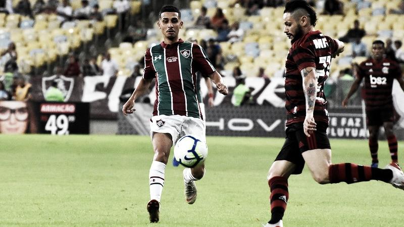 Assistir jogo Flamengo x Fluminense AO VIVO online no Campeonato Brasileiro 2019 (0-0)